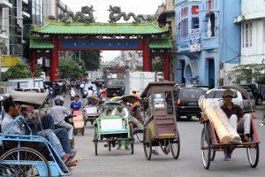 Wisata Sejarah di Pecinan Surabaya