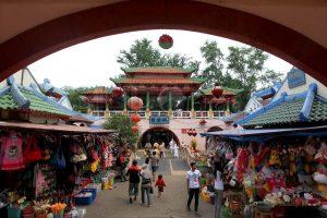Kegiatan di Kampung Cina Cibubur