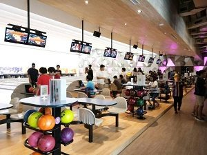 spincity bowling alley