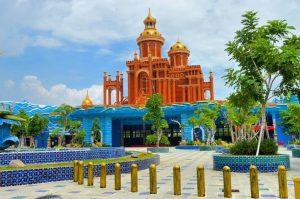 Sejarah Atlantis Land Kenpark