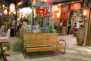 Desa Tradisional ala Chinatown Bandung