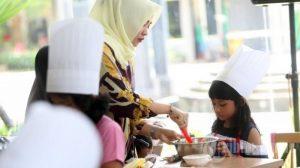 Cooking Class di Kota Mini