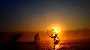 Danau Inle Myanmar