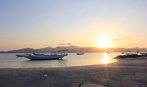 Pantai Pulau Gili (Timur)