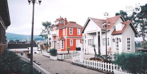 Eropa Klasik ala Kota Mini