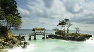 Pantai Ujung Tiro
