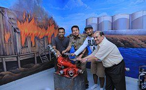 3D Museum Migas Pertamina Asset 2 Palembang
