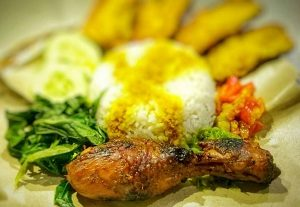 Ayam Bawang Cak Per