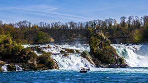 Rhina Falls
