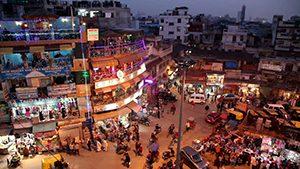 Pahar Ganj Market