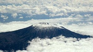 Gunung Kilimanjaro, Tanzania