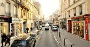 Rue du Commerce, Perancis