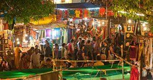Arpora Saturday Night Bazaar