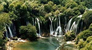 Kravice, Bosnia