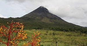 Gunung Arenal, Kosta Rika
