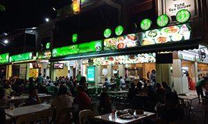 Tang Tea House Hongkong Cafe