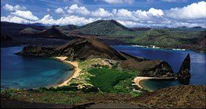 Pulau Galapagos, Ekuador