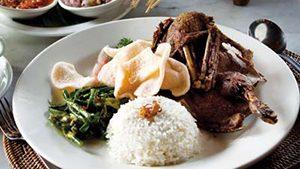 Restoran Bebek Tepi Sawah Kuta