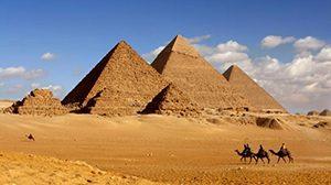Piramida, Mesir