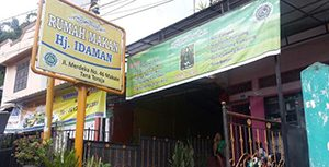 Rumah Makan Hj Idaman