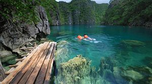 Pulau Palawan, Filipina