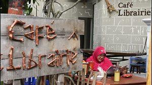 Cafe Librairie