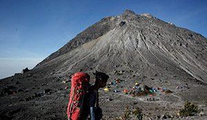 Pendakian Gunung Merapi