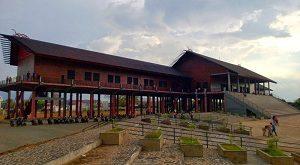 Rumah Betang Radakng