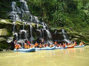 Arung Jeram Sungai Wampu