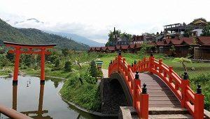 Wisata Onsen Songgoriti