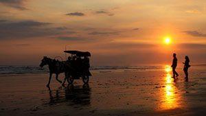 Pantai Parang Tritis