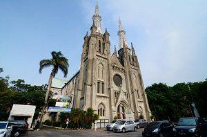 Katedral Santa Maria, Jakarta