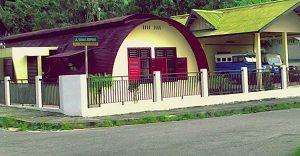 Rumah Bundar