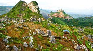 Stone Garden dan Gua Pawon
