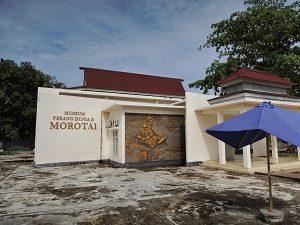 Museum Perang Dunia II di Morotai