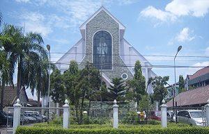 Gereja Katolik Santo Fransiskus Xaverius