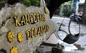 Kampung Dolanan Pandes