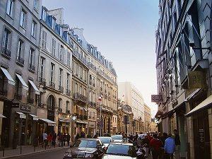Faubourg Saint-Honore