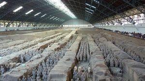 Mausoleum Qin Shi Huang
