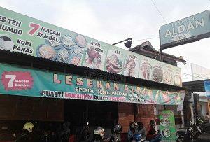 Lesehan Aldan