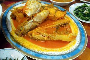 Gulai Ikan Patin