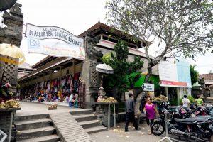 Pasar seni Sukawati