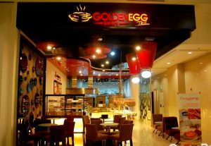 Golden Egg Bakery Gandaria City