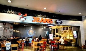 Jeans Chili Chicken Gandaria City