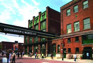 Distillery Historic District Toronto