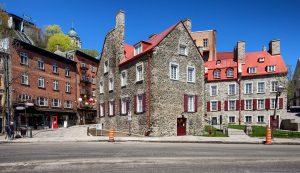 Old Quebec Canada