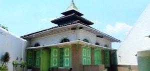 Masjid Menara (Layur)