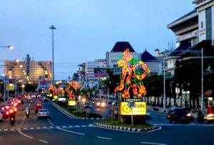 Jalan Pahlawan Semarang