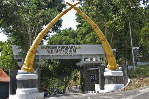 Museum Purbakala Sangiran Kabupaten Sragen