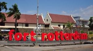 Fort Rotterdam Sulsel